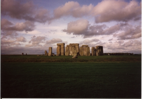 The giant prehistoric stone ring known as Stonehenge was built in part as a solar calendar, with stones aligned with the rising and setting of the Sun and the brightest star Sirius on significant days of the year. Today marks one such day: the northern winter solstice, which is the shortest day of the year in the northern hemisphere. [Credit: moi]