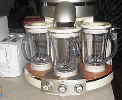 Einstein's greatest blender. [Credit: BBJ on Flickr]