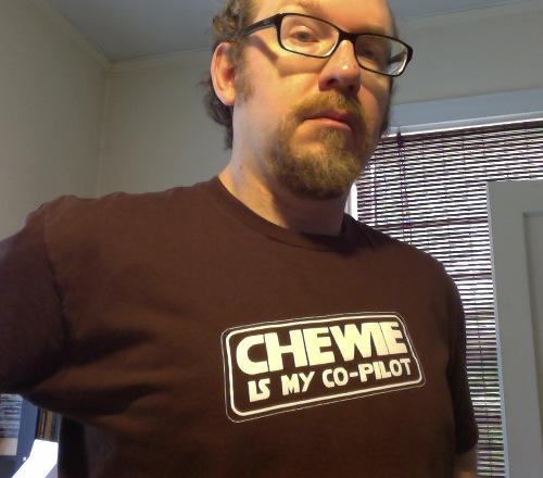 T-shirt by R. Stevens