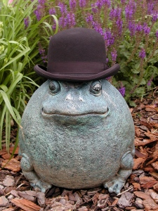 You all remember the band Frog Hat?